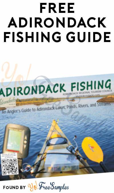 FREE Adirondack Fishing Guide