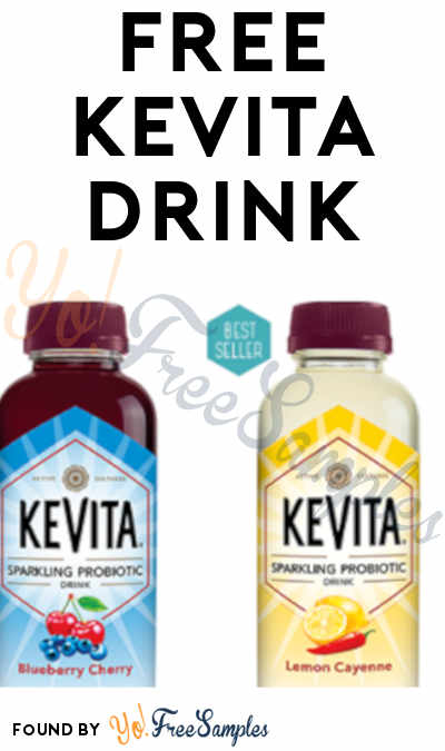 Possible FREE KeVita Drink
