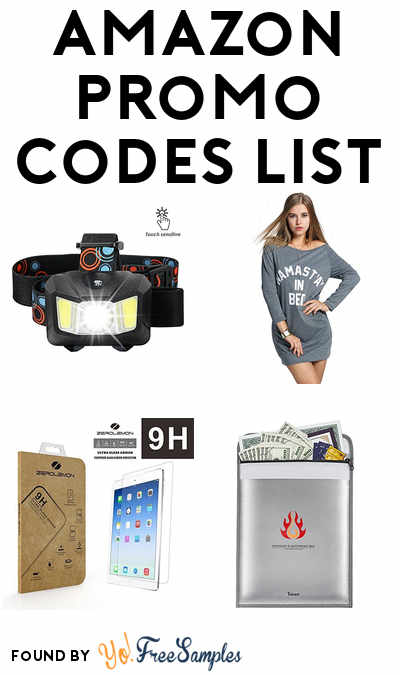 Amazon Promo Codes List: Backpack With USB Port, Home Projector, Stainless Steel Saucepan, Garlic Press Set & More – August 15th 2018