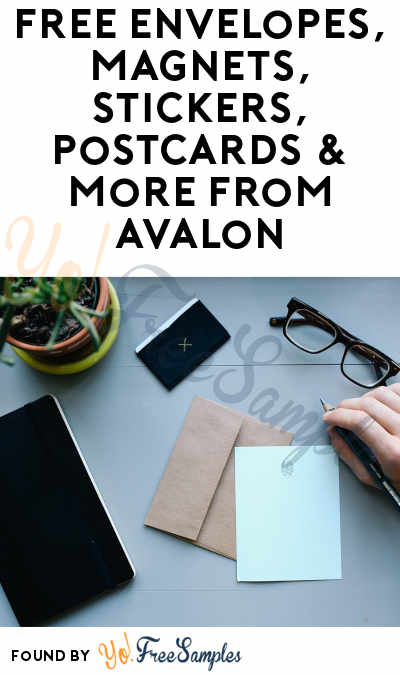 FREE Envelopes, Magnets, Stickers, Postcards & More From Avalon