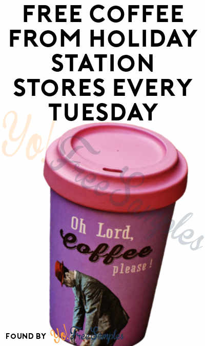 FREE Coffee From Holiday Station Stores Every Tuesday Through 10/9