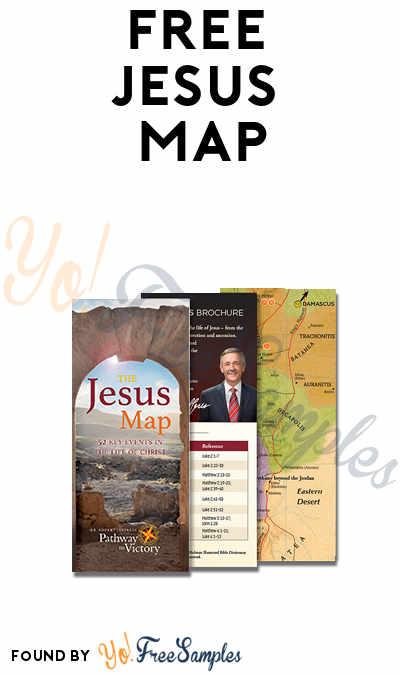 FREE Jesus Map