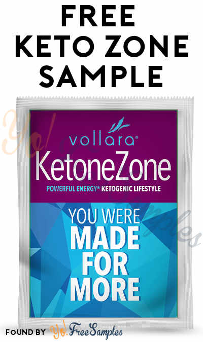 FREE Keto Zone Sample