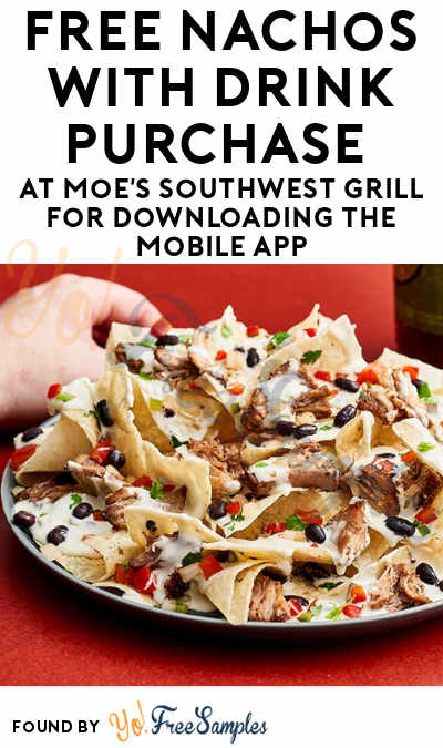 photograph regarding Moes Printable Coupons named Free of charge Nachos With Consume Invest in At Moes Southwest Grill For