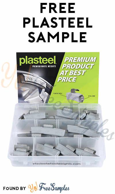 FREE Plasteel Sample