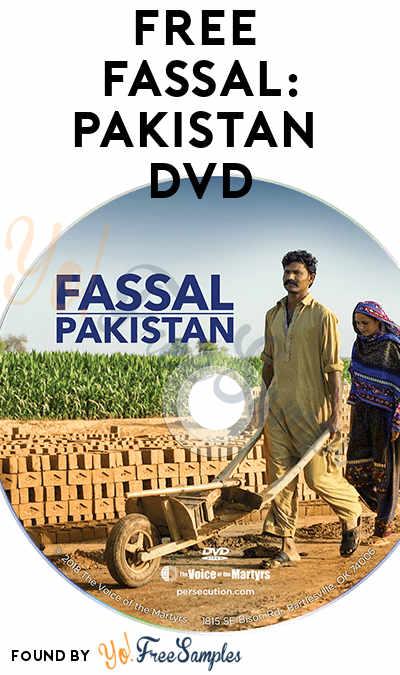 FREE Fassal: Pakistan DVD