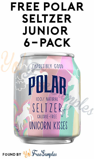 FREE Polar Seltzer Junior 6-Pack