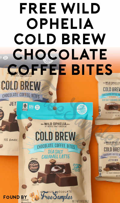 FREE Wild Ophelia Cold Brew Chocolate Coffee Bites