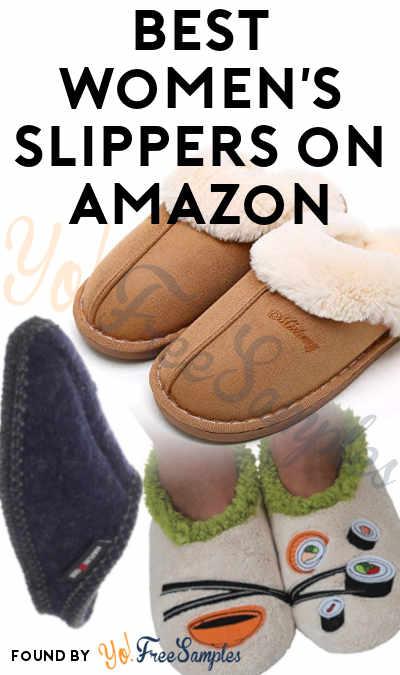 451a24fa837 53 Best Women's Slippers On Amazon - Yo! Free Samples