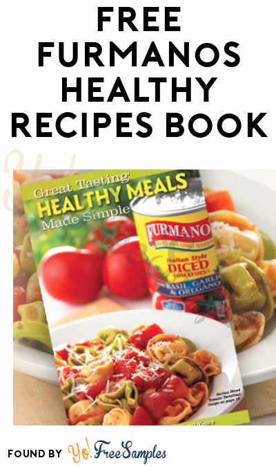 FREE Furmanos Healthy Recipes Book