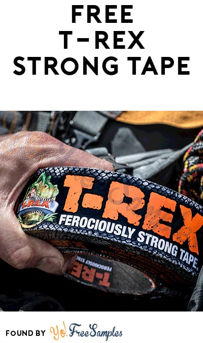 FREE T-Rex Strong Tape