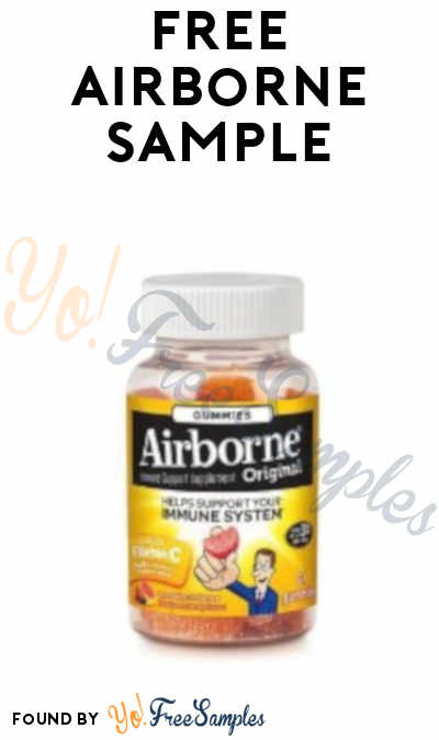 FREE Airborne Sample From ViewPoints (Survey Required)
