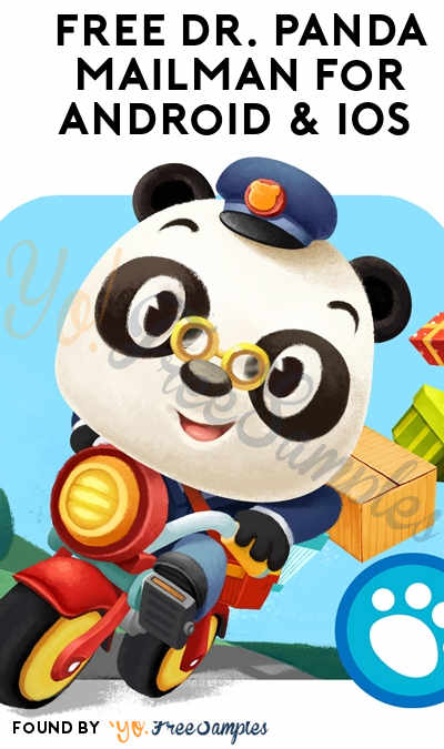 FREE Dr. Panda Mailman for Android & iOS (Normally $3.99)