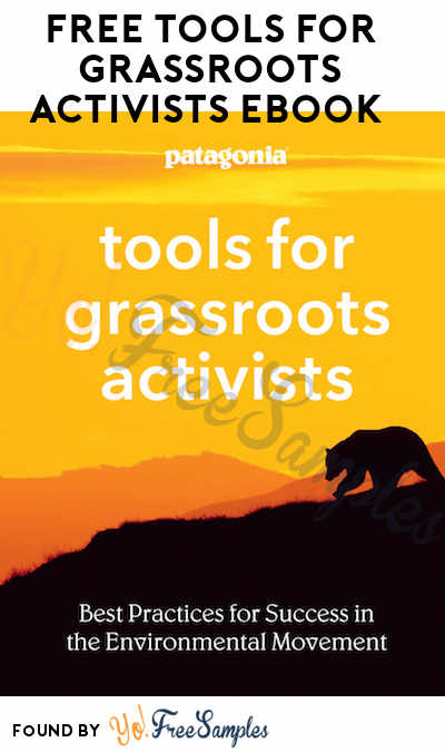 FREE Tools For Grassroots Activists eBook From Patagonia