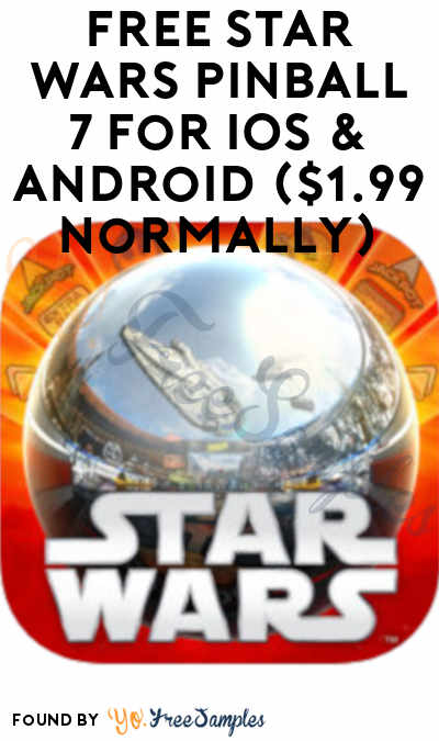 FREE Star Wars Pinball 7 For iOS & Android ($1.99 Normally)