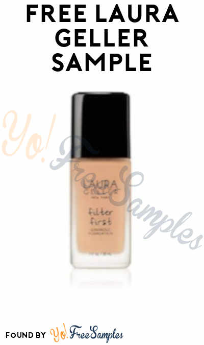 FREE Laura Geller Foundation or Makeup Primer Sample From ViewPoints (Must Apply)