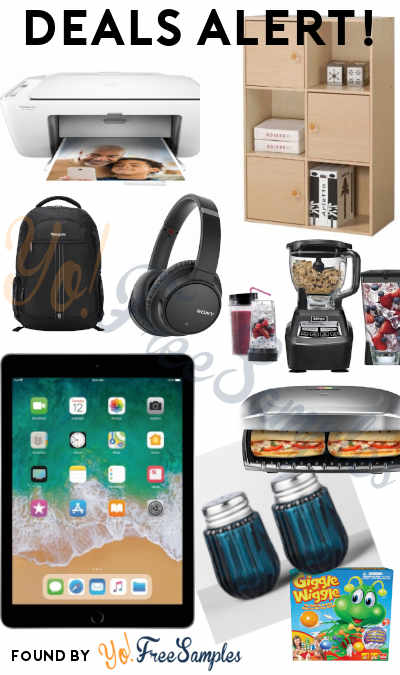 DEALS ALERT: iPad 128GB, $20 Printer, 3 Tier Shelf & More