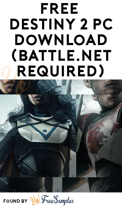 FREE Destiny 2 PC Download (Battle.net Required)