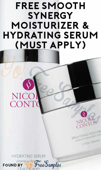 Possible FREE Nicole Contos Moisturizer & Hydrating Serum (Must Apply)
