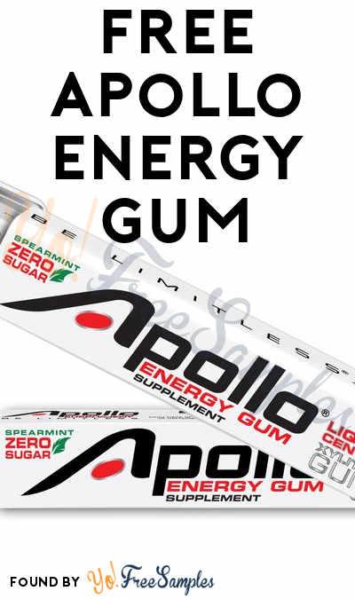 FREE Apollo Energy Gum