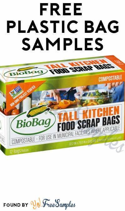 FREE Plastic Bag Samples