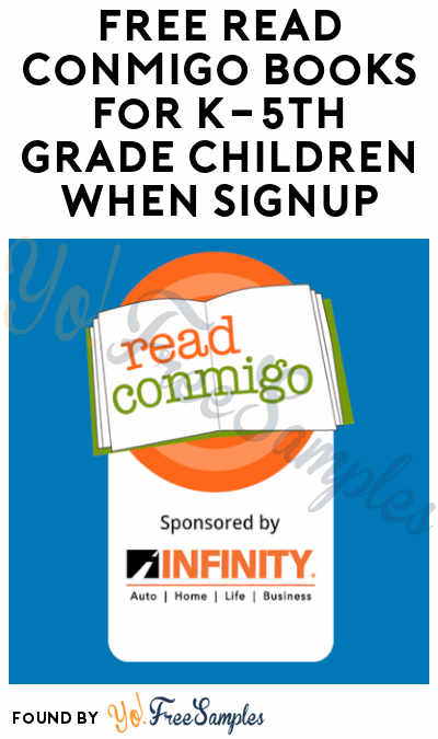 FREE Read Conmigo Books For K-5th Grade Children