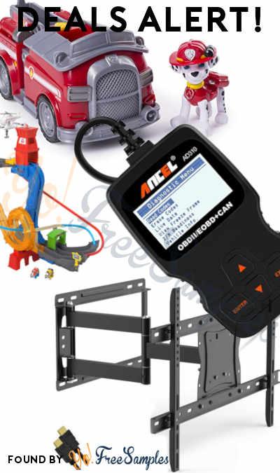 DEALS ALERT: OBD II Scanner, Kids Toys & More