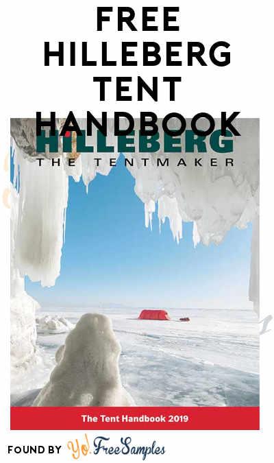 FREE Hilleberg Tent Handbook 2019