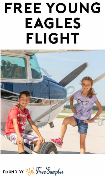 FREE Young Eagles Flight For Kids Ages 8-17