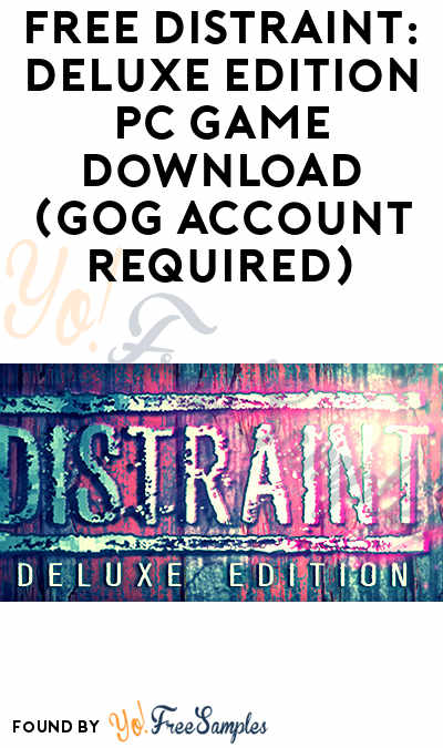 FREE DISTRAINT: Deluxe Edition PC Game Download (GOG Account Required)