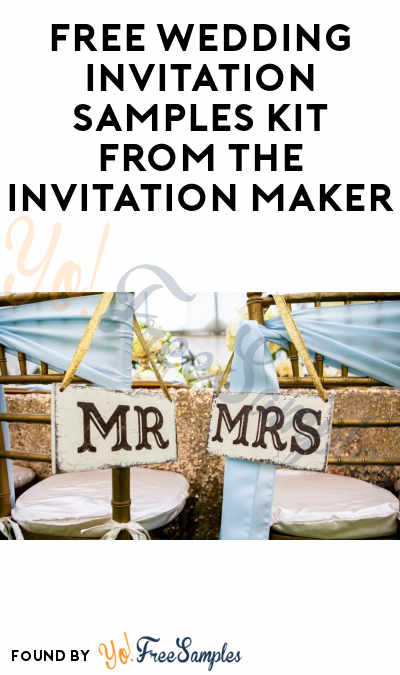 Free wedding invitation samples kit from the invitation maker yo.
