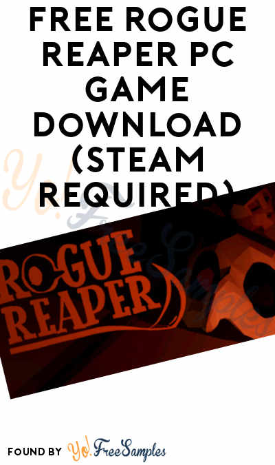 FREE Rogue Reaper PC Game Download (Steam Required)