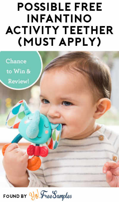 Possible FREE Activity Teether (Facebook Required)
