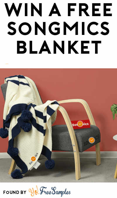 Win A FREE Songmics Blanket