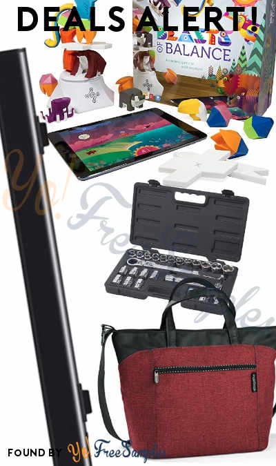 DEALS ALERT: Peg Perego Borsa Bag, Beasts of Balance Family Game, GearWrench Set, Sound Bar & More