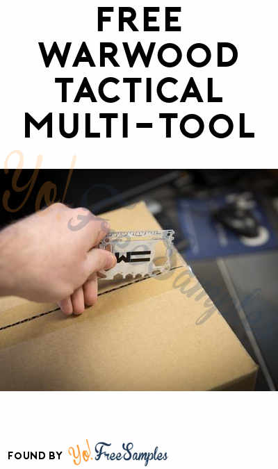 FREE Tactical Multi-Tool