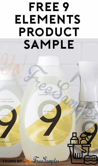 FREE 9 Elements Eco-Friendly Cleaning Product From ViewPoints (Must Apply)