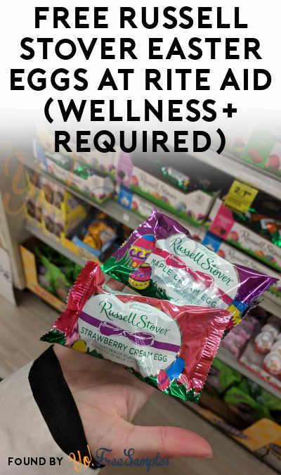 FREEBATE Russell Stover Easter Eggs At Rite Aid (Wellness+ Required) [Verified]