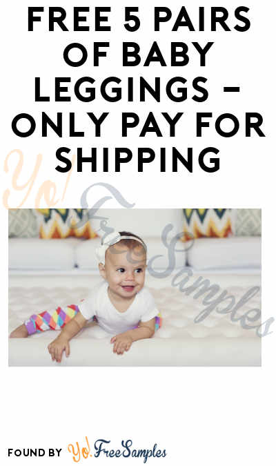 Kinda FREE 5 Baby Leggings Valued at $60 from BabyLeggings (Must Pay Shipping)