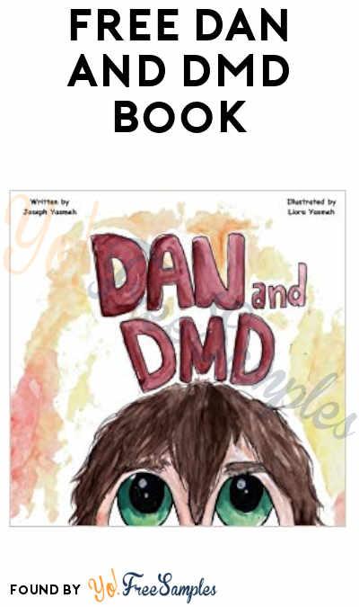 FREE Dan & DMD Book From Jett Foundation