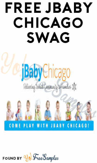 FREE JBaby Chicago Swag from Jewish United Fund