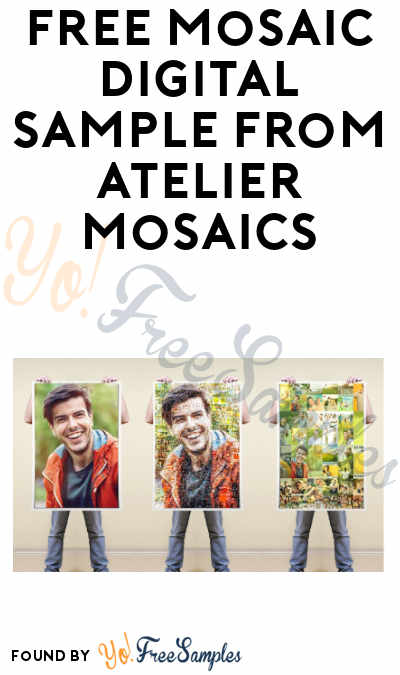 FREE Mosaic Sample from Atelier Mosaics (Digital Sample)