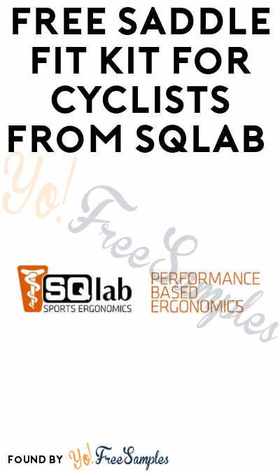 FREE SQlab Fit Kit For Bicycle Saddles