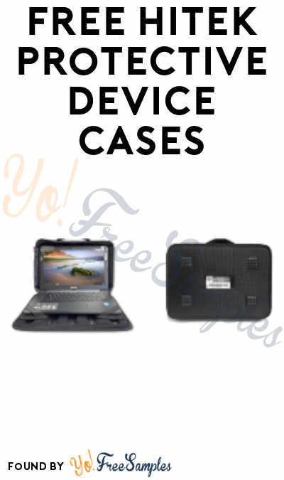 FREE Hitek Protective Device Cases (Schools Only)