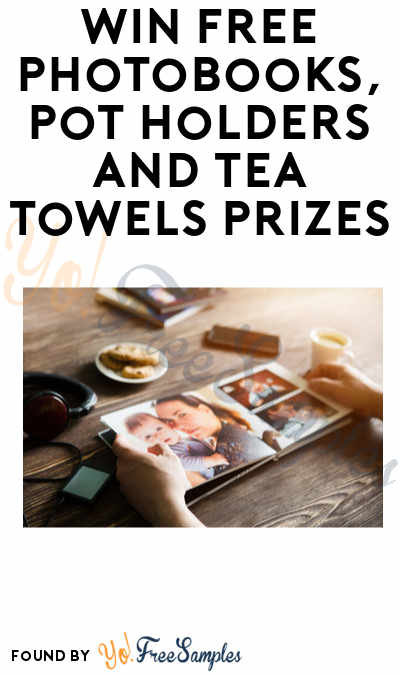 Enter Daily: Win FREE Photobooks, Pot Holders and Tea Towels in Coca Cola Shutterfly Instant Win Game