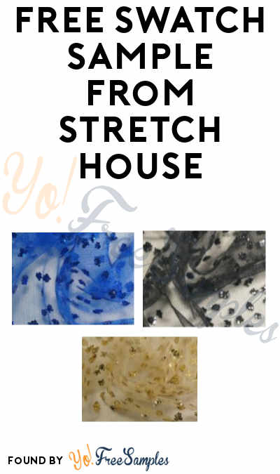 FREE Swatch Samples from Stretch House