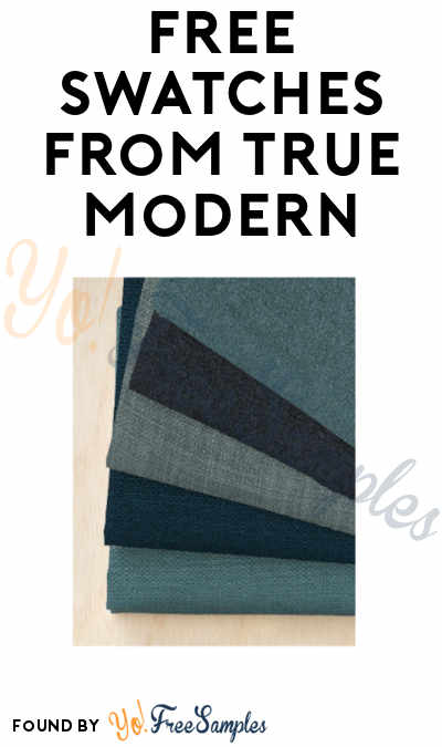 FREE Swatches from True Modern