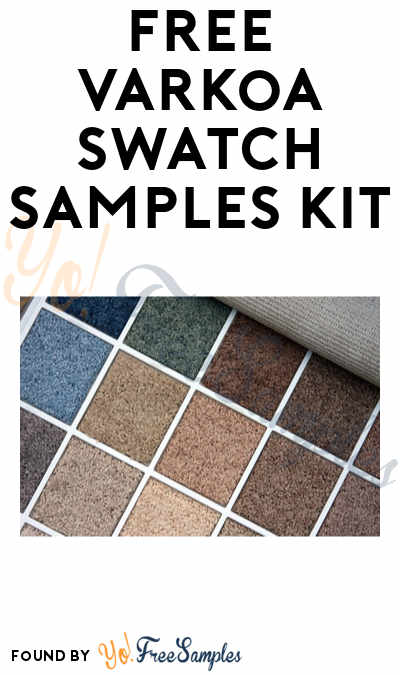 FREE Varkoa Swatch Samples Kit