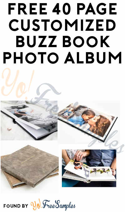 FREE Photo Book Album (Credit Card Required) [Verified Received By Mail]