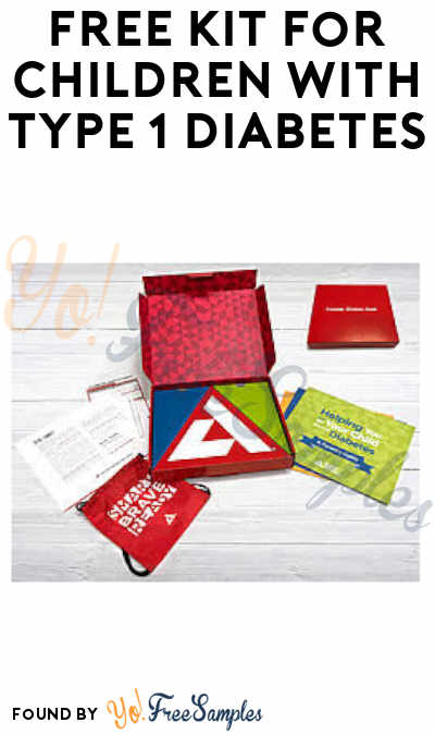 FREE Courage-Wisdom-Hope Kit for Children with Type 1 Diabetes